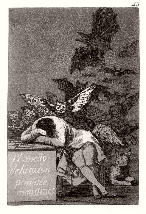 Goya-Capricho-43