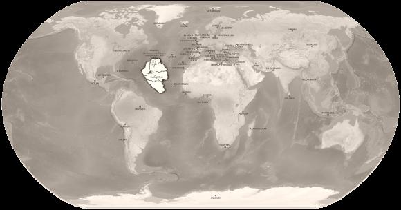 Atlantis-Lokalisierungsgruppe-Atlantik